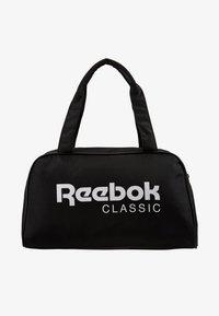 Reebok Classic - CORE DUFFLE - Sporttas - black - 6