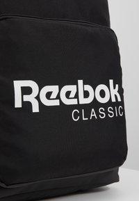 Reebok Classic - CORE BACKPACK - Rucksack - black - 2