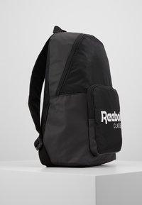 Reebok Classic - CORE BACKPACK - Rucksack - black - 4