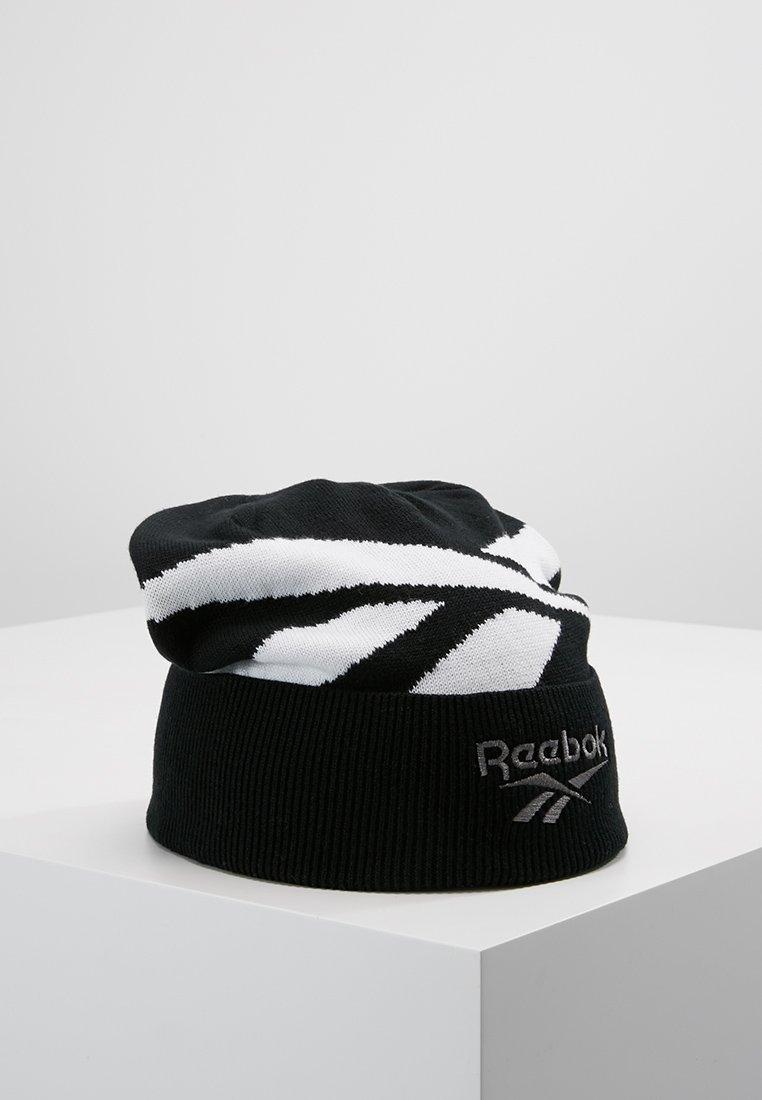 Reebok Classic - CLASSICS LOST FOUND  BEAN - Berretto - black