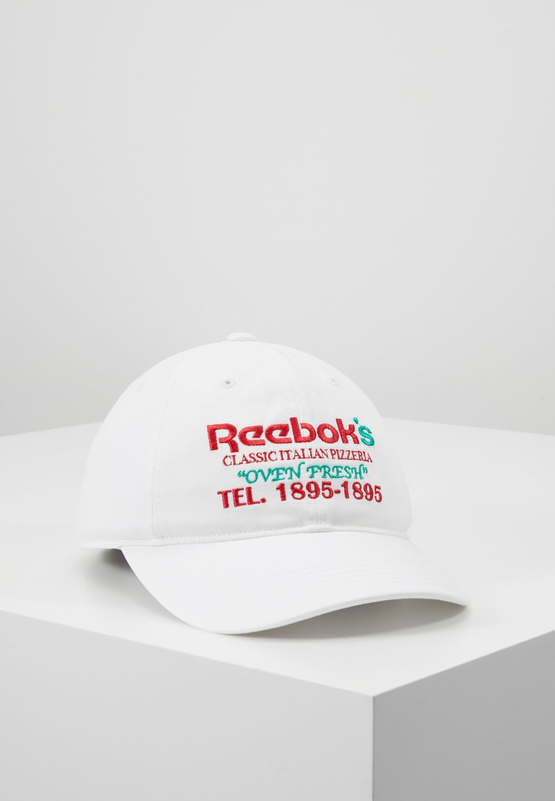 Reebok Classic - GRAPHIC FOOD - Cap - white