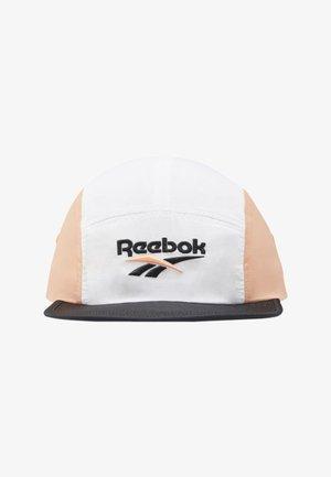 RETRO RUNNING CAP - Keps - white