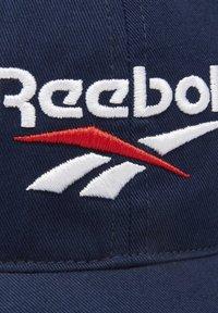 Reebok Classic - CLASSICS VECTOR CAP - Pet - blue - 2