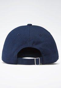 Reebok Classic - CLASSICS VECTOR CAP - Pet - blue - 1