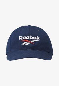 Reebok Classic - CLASSICS VECTOR CAP - Pet - blue - 0