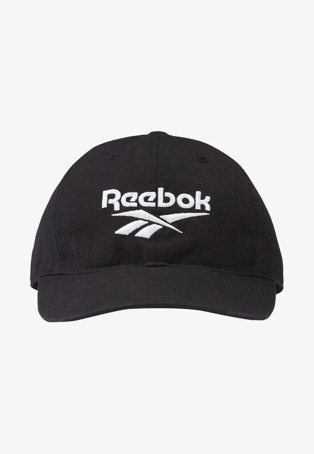 CLASSICS VECTOR CAP - Cap - black