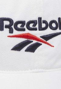 Reebok Classic - CLASSICS VECTOR CAP - Cap - white - 2