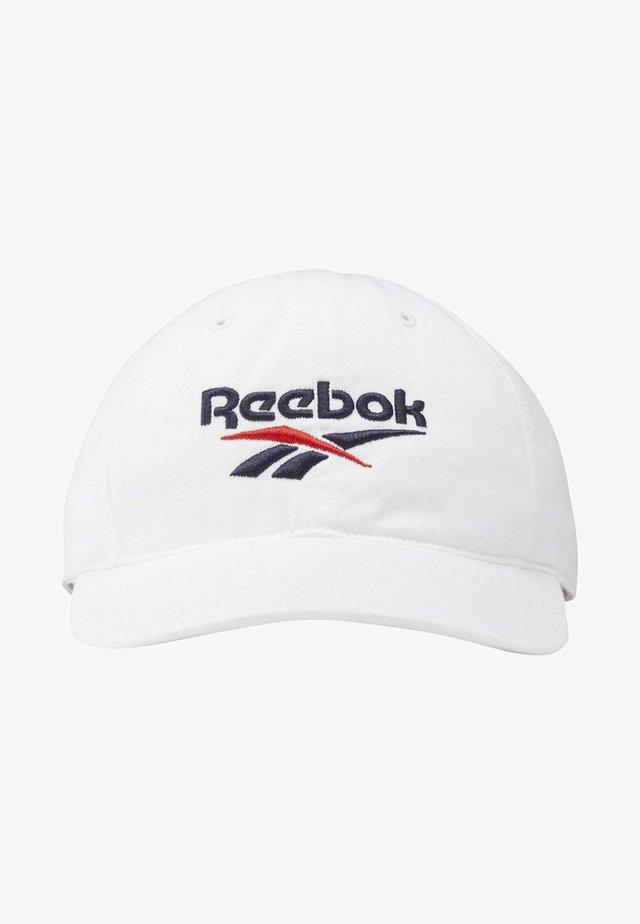 CLASSICS VECTOR CAP - Casquette - white