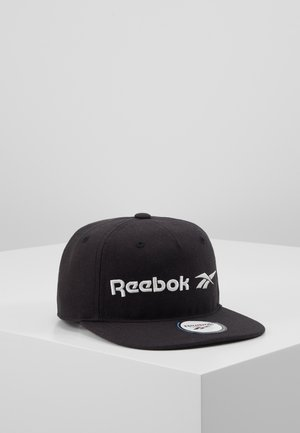 VECTOR FLAT PEAK - Gorra - black