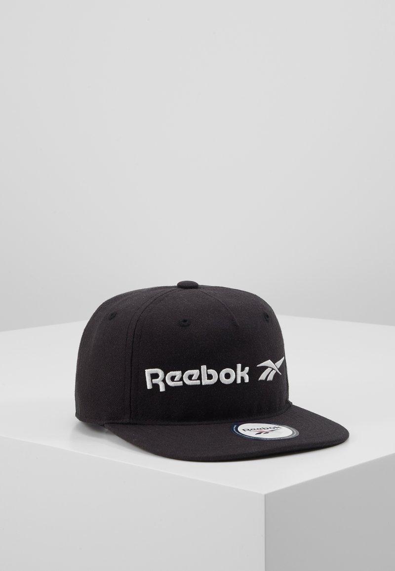Reebok Classic - VECTOR FLAT PEAK - Czapka z daszkiem - black