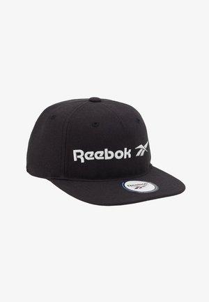 VECTOR FLAT PEAK - Cap - black
