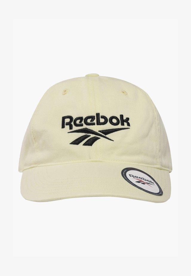 CLASSICS VECTOR CAP - Cap - yellow