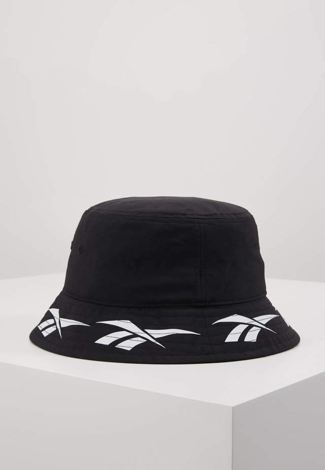 VECTOR BUCKET HAT - Hat - black