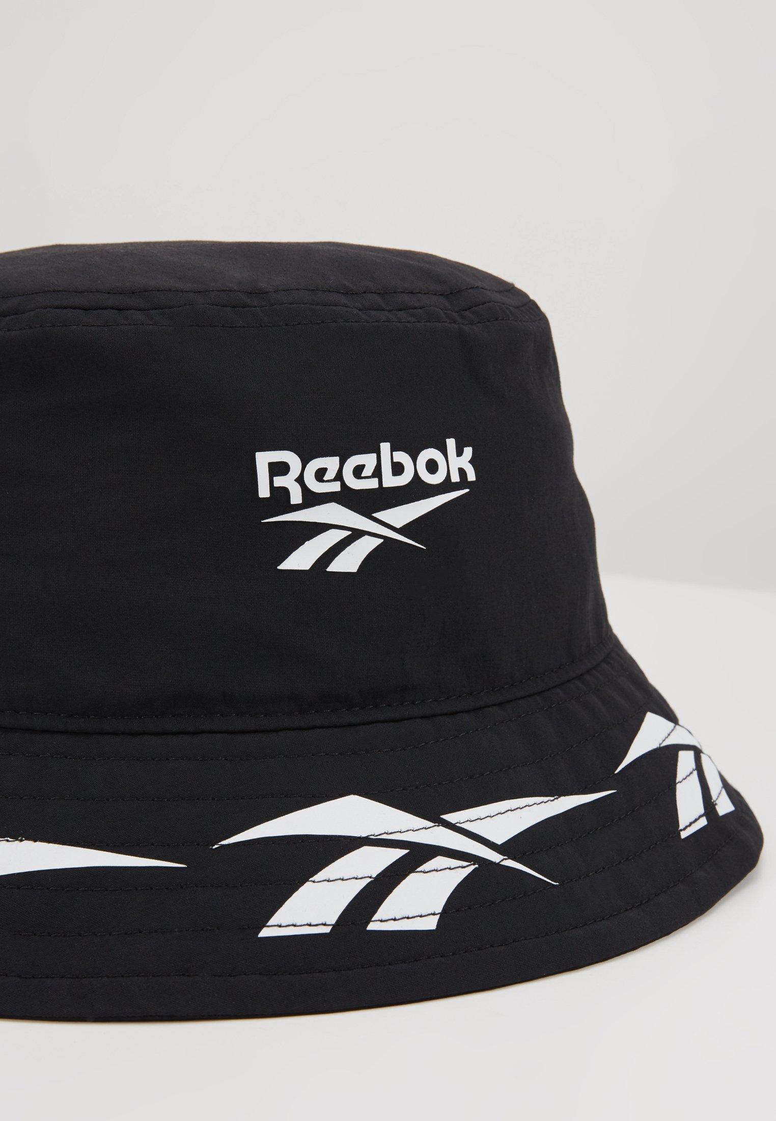 Reebok Classic VECTOR BUCKET HAT - Hatte - black