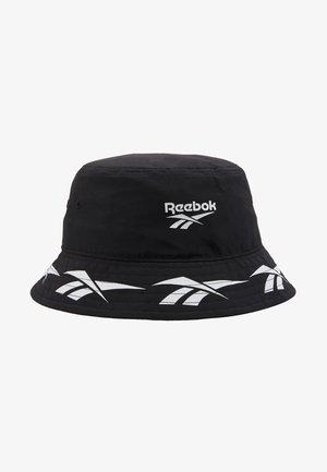 VECTOR BUCKET HAT - Hoed - black