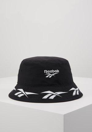VECTOR BUCKET HAT - Hat - black
