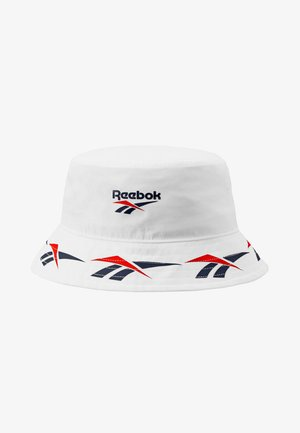VECTOR BUCKET HAT - Hatt - white