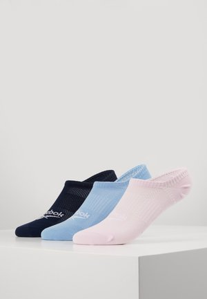 INVISIBLE SOCK 3 PACK - Socks - conavy/flublu/pixpnk