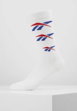 REPEAT VECTOR - Calcetines - white