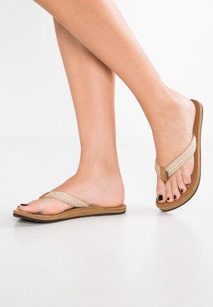 GYPSYLOVE - Flip Flops - pastel