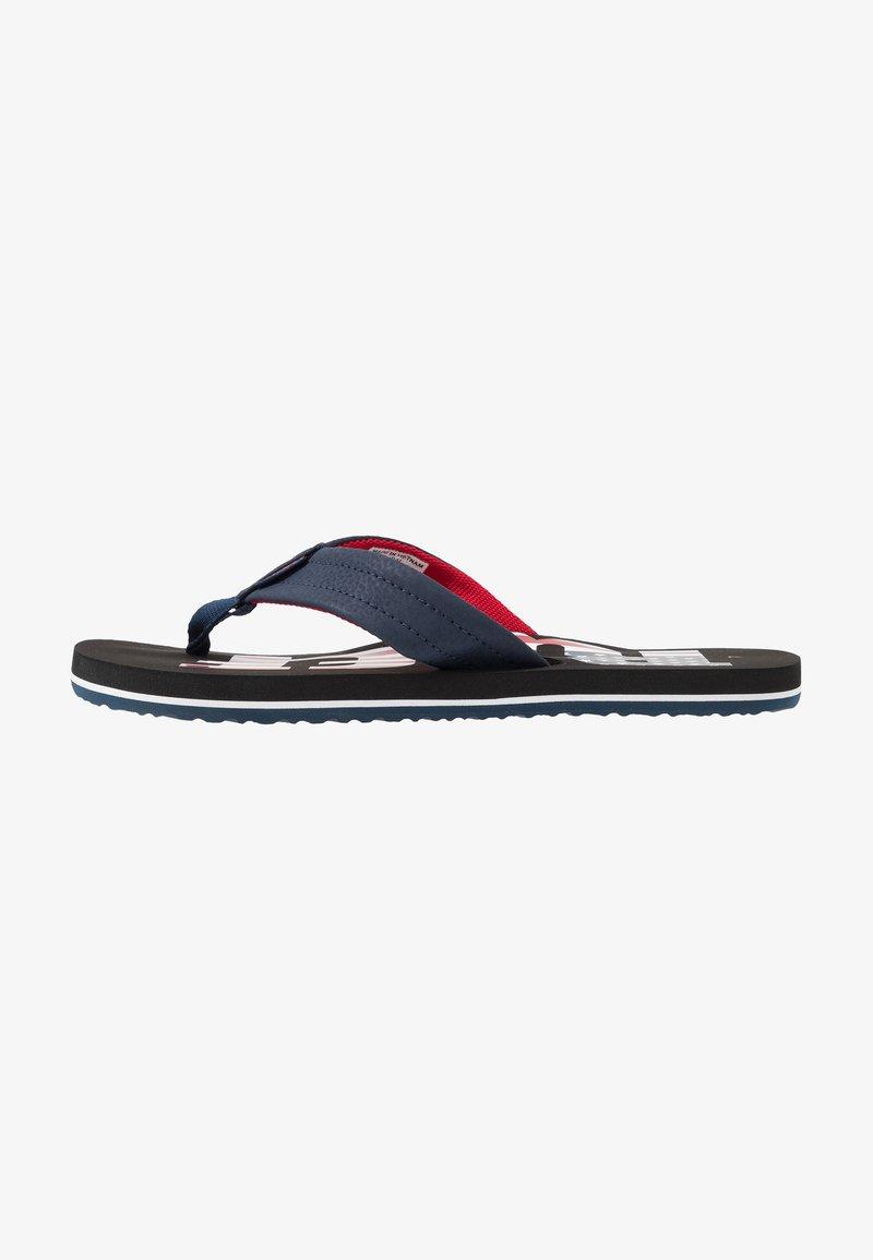 Reef - WATERS - T-bar sandals - navy