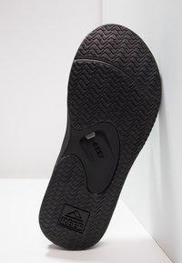 Reef - FANNING - Infradito - schwarz - 4