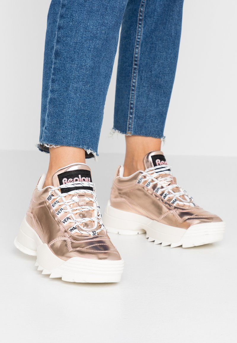 Replay - CAILYN - Sneaker low - gold pink