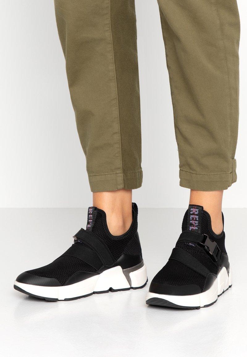 Replay - WAVERLY - Sneakers laag - black