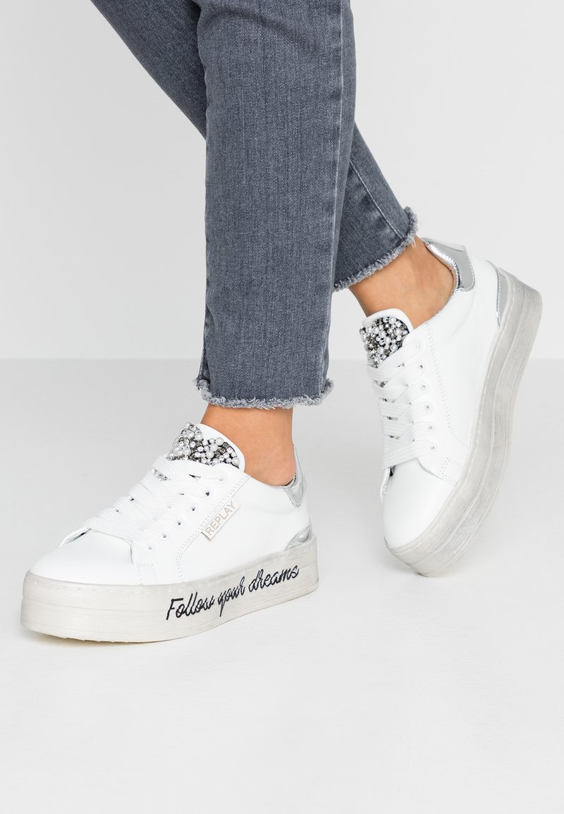 Replay - SHIELDS - Sneakers - white