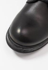 Replay - MIRANDA - Stivali con i lacci - black - 2