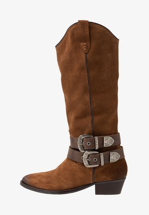 FRUITLAND NEW - Cowboy-/Bikerboot - brown