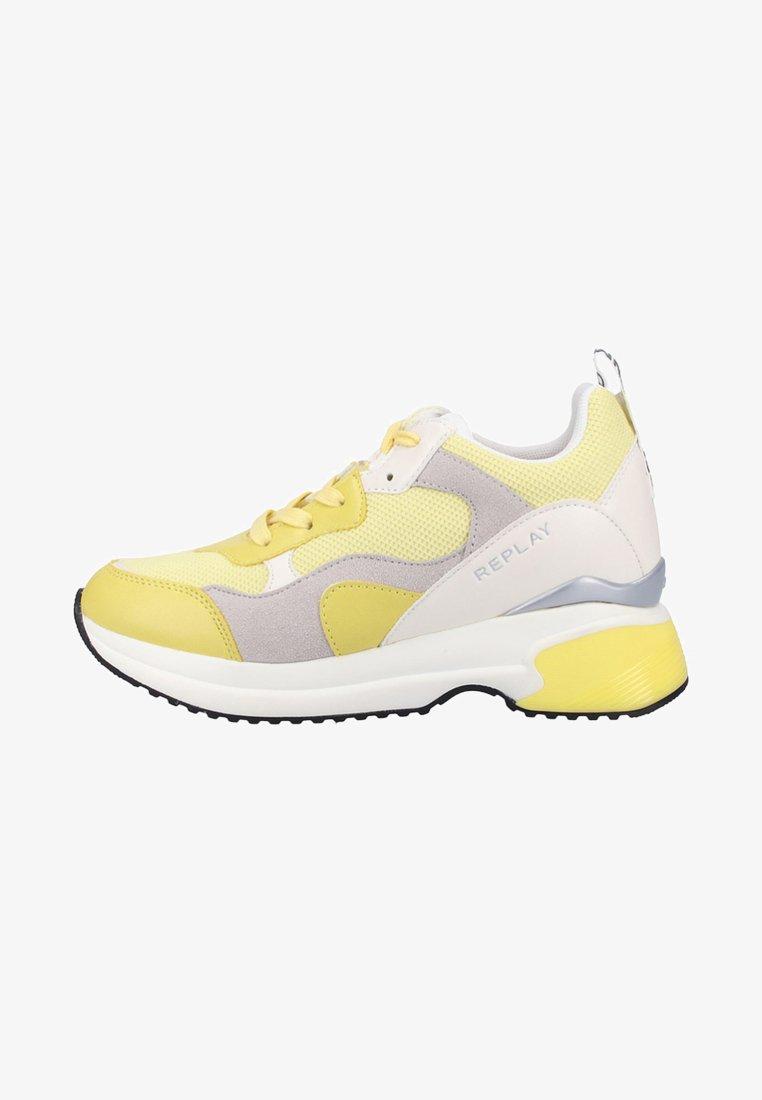 Replay - Sneaker low - yellow