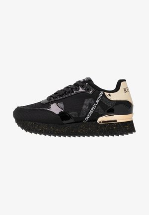 PALMERS - Sneakers basse - black/platin