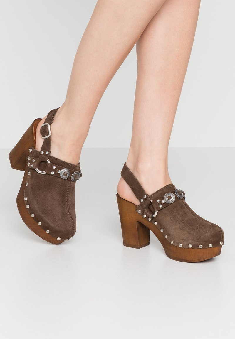 Replay - REDHILL - Zoccoli - dark brown