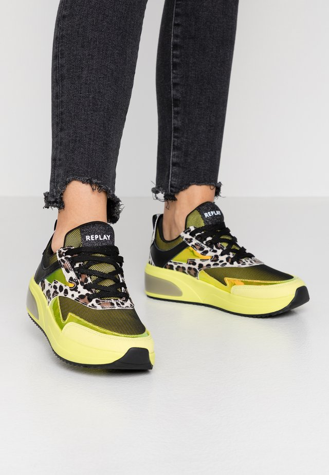 DEANS - Sneakers - yellow