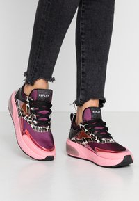 Replay - DEANS - Sneakers basse - pink - 0