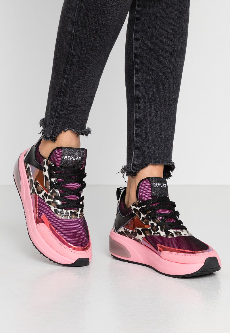 Replay - DEANS - Sneakers basse - pink