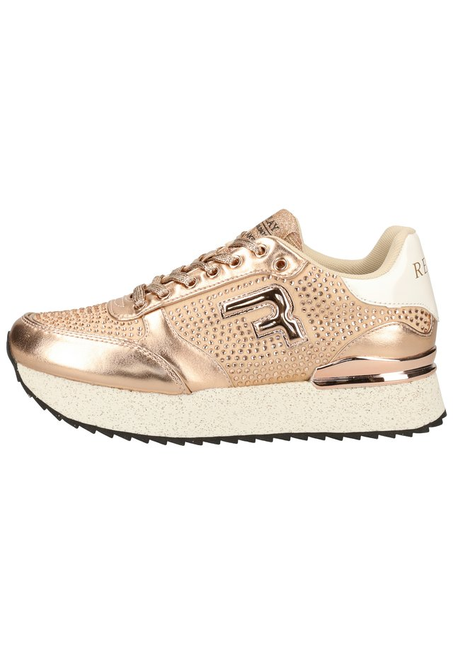 REPLAY SNEAKER - Sneakersy niskie - copper 496