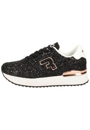 Sneakers laag - black 003