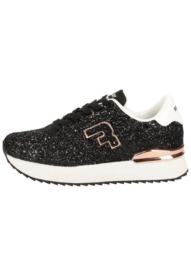 Sneakersy niskie - black 003