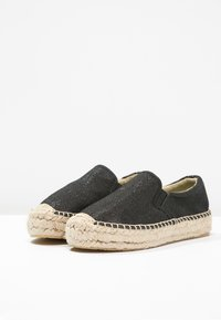 Replay - LAWTON - Espadrillas - black - 3