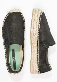 Replay - LAWTON - Espadrillas - black - 2