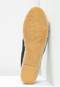 Replay - LAWTON - Espadrillas - black - 5