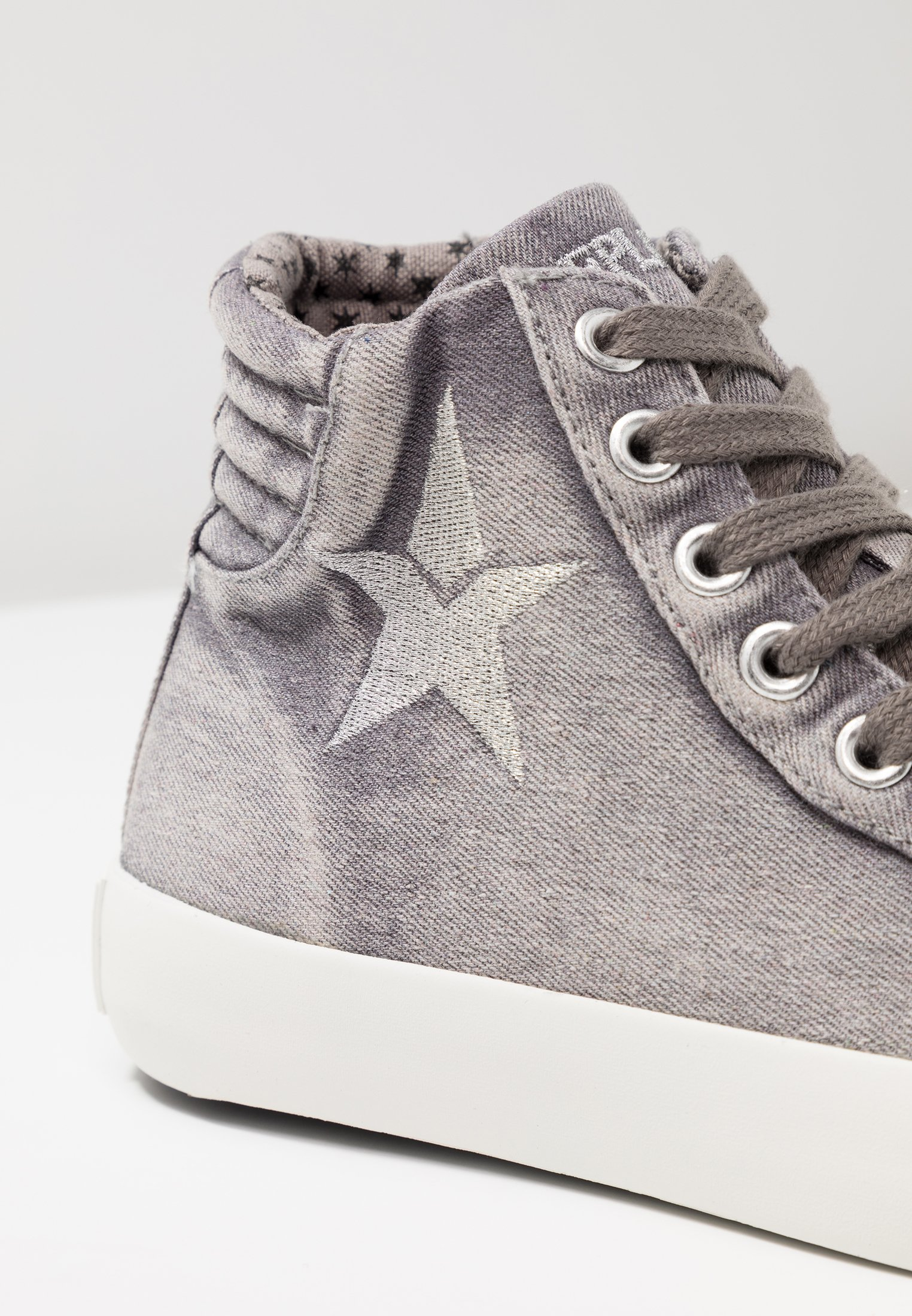 EDNA Sneaker high grey