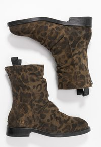 Replay - BENBROOK - Classic ankle boots - mil green - 3