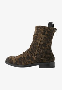 Replay - BENBROOK - Classic ankle boots - mil green - 1