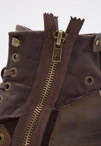 Replay - CLUTCH - Veterboots - dark brown - 5