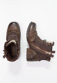 Replay - CLUTCH - Veterboots - dark brown - 1