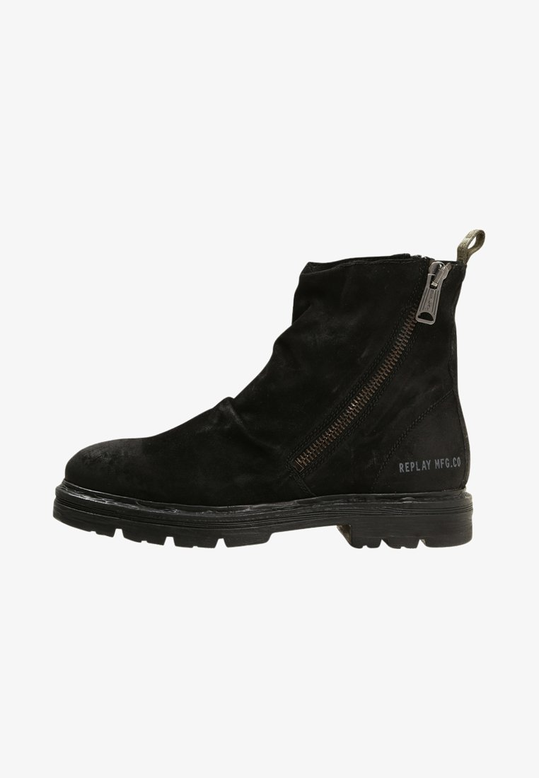Replay - HIRES - Stiefelette - black