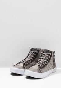Replay - DOCK - Sneakers alte - grey - 2